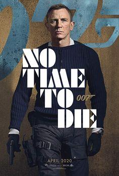 Bond 25: Ölmek İçin Zaman Yok