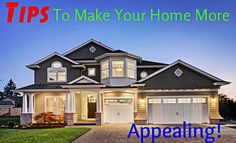 How To Make Your Property More Appealing Before Selling: http://sellingwarnerrobins.com/2014/09/how-to-make-your-property-more-appealing/  #realestate