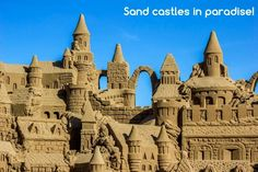 Who wishes they were building sandcastles today?  barretttravel.globaltravel.com pamelabarrett22@gmail.com