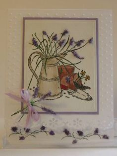 Long-time friend using Flower Soft by Thimbles - Cards and Paper Crafts at Splitcoaststampers Cards For Friends, Friend Cards, Spinner Card, Old Stamps, Long Time Friends, Flowers For You, Embossed Cards, Card Making Inspiration, Love Cards