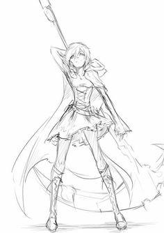 "Manga Drawing Design kiri-rxrai: "" Felt the urge. Drawing Base, Manga Drawing, Manga Art, Drawing Sketches, Art Drawings, Drawing Ideas, Realistic Drawings, Cartoon Sketches, Drawing Tips"
