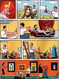 Have you ever red Cowboy Henk? Its adult comics from Belgium. Have you ever red Cowboy Henk? Its adult comics from Belgium. Memes Arte, Art Memes, Watercolor Kit, Artist Quotes, Funny Art, Funny Comics, Comic Strips, Best Funny Pictures, Comic Art