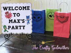 Disney Jr. PJ Masks Welcome Birthday Party Door Sign