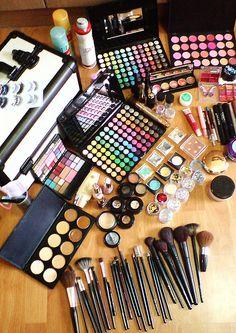 My makeup #kit.........