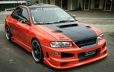 Subaru wrx sti custom