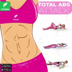 Improve your core strength with our free gym ab workouts. These moves will strengthen your core and slim your waist. 30 Day Workout Challenge, Six Pack Abs Workout, Fitness Herausforderungen, Fitness Motivation, Fun Workouts, At Home Workouts, Bora Malhar, Total Abs, At Home Abs
