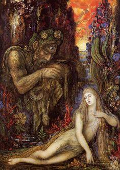 Galatea - Gustave Moreau