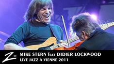 Mike Stern, Didier Lockwood, Dave Weckl & Tom Kennedy - KT - LIVE