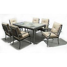 Eastwood Dining Table Set   Canadian Tire!