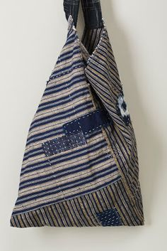 Jody Alexander - Boro Bag - Wishi Washi Studio