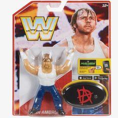 Dean Ambrose (WWE, Retro Series 3)