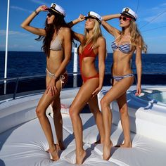 The Jet set Yachting Experience #yacht #jetset #glamour http://jetsetbabe.com/the-yachting-experience/