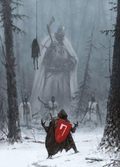 Fantasy Concept Art, Dark Fantasy Art, Fantasy Artwork, Fantasy Monster, Monster Art, Arte Horror, Horror Art, Castlevania, Werewolf Art