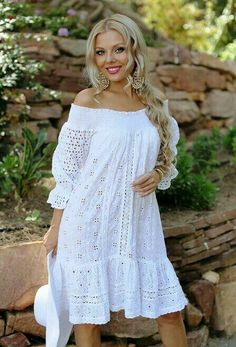 38 Summer Outfits 2019 That Will Make You Look Fabulous - Fashion New Trends Modest Fashion, Boho Fashion, Fashion Dresses, Fashion Looks, Dress Outfits, Casual Dresses, Short Dresses, Lace Dresses, African Attire