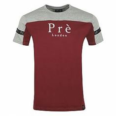 Pre London Eclipse T Shirt Eclipse T Shirt, Postage Bags, Tshirts Online, Neck T Shirt, London, Grey, Sleeves, Mens Tops, Shopping