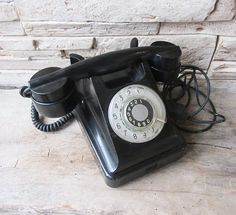 Dial M for Murder by Dawn Muir-Frost on Etsy