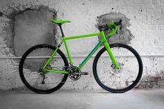 Tonic Crusher Bespoked 2013 Build by Kinoko Cycles, via Flickr