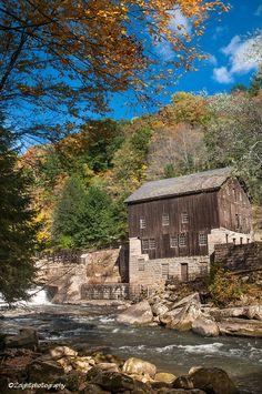Mcconnells Mill near New Castle, Pa