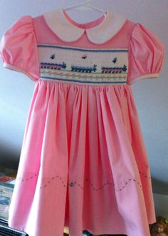 Have this plate!  California Stitching: New Smocking and Sewing Shop in San Diego Area!