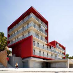 Social Housing Building in Tarragona / Aguilera Guerrero Viviendas de Proteccion Publica y Locales Comerciales / Aguilera Guerrero – ArchDaily