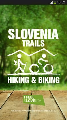 application slovenia trails Bon Plan Voyage, Bohinj, Voyage Europe, Future Travel, Montenegro, Hiking Trails, Travel Inspiration, Travel Destinations, Road Trip