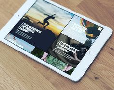 Hyper is a new video magazine for iPad with a clear less is more approach. With daily editions of only 6 to 12 hand-picked videos and a beautiful minimalist design Hyper simply provides the best of the newest every day. #startups #gadgets #tech