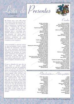 lista de presente de casamento - Resultados da busca DDC Yahoo Search