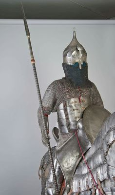 Ottoman armor. Horse Armor, Arm Armor, Body Armor, Larp, Oriental, Steel Art, Ottoman Turks, Medieval Armor, Turkish Army