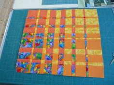Tutorial:  Adventures in Quilting and Sailing: Ricky Timms Convergence Quilt Workshop