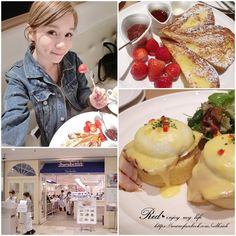 ★ 日本「東京」。美味到我會爆炸@新宿 Sarabeth's 紐約早餐女王 @ Red♥ 瑞d :: 痞客邦 PIXNET ::