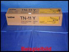 Brother TN-11Y Lasertoner Yellow / Gelb -A  - für Brother HL-4000C    Zur Nutzung für private Auktionen z.B. bei Ebay. Gewerbliche Nutzung von Mitbewerbern nicht gestattet. Toner kann auch uns unter www.wir-kaufen-toner.de angeboten werden.