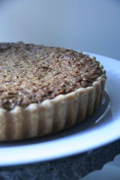 Pecan pie from my kitchen