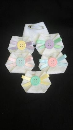 30pc Dirty Diaper Game Baby Shower Cute as a by BumBeaCompany