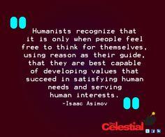 Isaac Asimov atheist quote, meme #atheist
