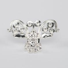 // Vergara Collection - Cacique Ring Silver - FLOR AMAZONA Ring Designs, Silver Rings, Collection, Amazons