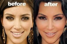 Resultado de imagen para kim kardashian cellulite