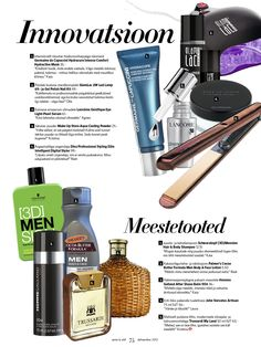 Premio Anne Beauty Favourite 2012 en la categoría de Innovación que otorga la publicación de belleza Anne de Estonia.