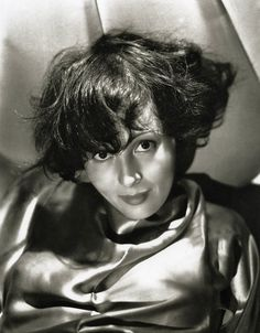 Luise Rainer . There was something so MODERN about her look.. timeless.