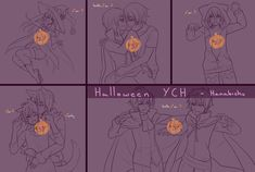 Set Price Halloween YCH [Open] by Hanabichu