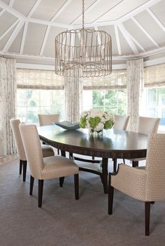 Find This Pin And More On Lillian August | Dining Rooms.