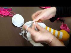 Youtube Dolls, Crochet Dolls, Knit Crochet, Make It Yourself, Knitting, Anne, Tela, Portrait Frames, Crochet Ideas