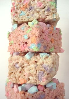 Lucky Charms Rice Krispies