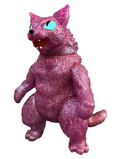 """Clear with Red Glitter"" Kaiju King Neogra pre-order from Max Toy Co.!!!"