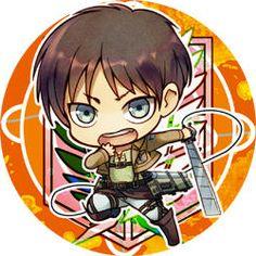 Chibi Character Shingeki no Kyojin