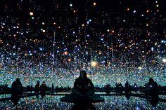 Infinity Room - Broad Museum