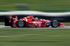 Team Penske flexed its considerable muscle in Thursday afternoon's practice session for Saturday's Angie's List Grand Prix of Indianapolis but Scott Dixon managed to squeeze them out of the top headline. RACER.com