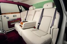 2012 Rolls Royce Ghost Qatar Edition Revealed: Photos and Features