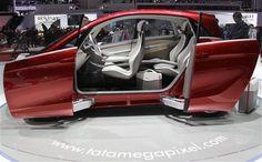 TATA ANNOUNCED MEGAPIXEL CAR AT GENEVA MOTOR SHOW 2012