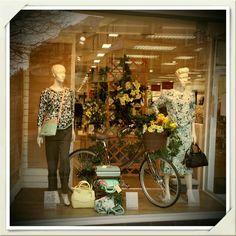 Spring Window at Walker & Ling