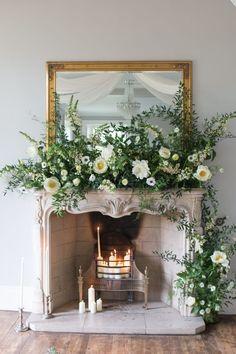 Florist Friday : Tallulah Rose Flower School - Wedding Flower Course Retreat   Part 1   Flowerona